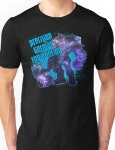 Reinhardt - Precision German Engineering Unisex T-Shirt