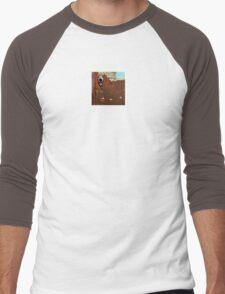 rusty Men's Baseball ¾ T-Shirt