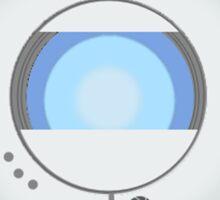 Wheatley (Portal 2) Sticker