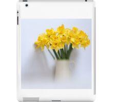 Daffodils in Jug iPad Case/Skin