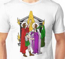 ST JULIAN & ST BASILISSA   Unisex T-Shirt