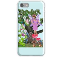 watching over twins  (2255 Views) iPhone Case/Skin