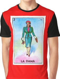 La Dama Graphic T-Shirt