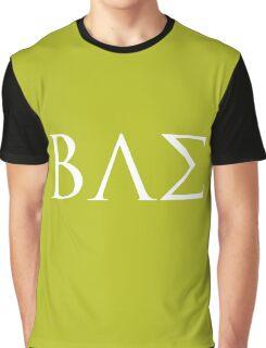 BAE White Logo Graphic T-Shirt