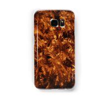 polished tortoise shell art deco phone cover Samsung Galaxy Case/Skin