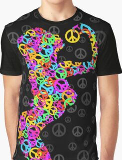 Peace Out Graphic T-Shirt