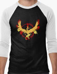 Valor Emblem Men's Baseball ¾ T-Shirt