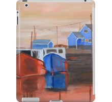 Peggy's Sunset iPad Case/Skin
