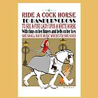 Ride-a-Cock horse by Diana-Lee Saville