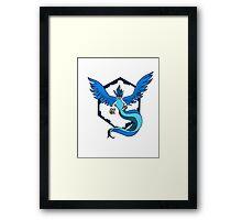 Mystic Emblem Framed Print
