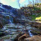 Pine Gully Falls by RobbieAlex