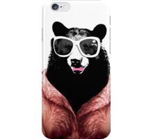 Fashion Bear iPhone Case/Skin