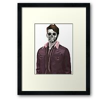 Wade Thornton Skeletal Framed Print