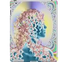 PSYCHEDELIC NEW ROMANTIC iPad Case/Skin