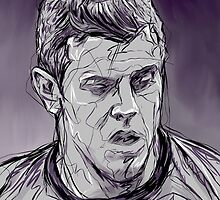 Jack Wilshere by ArsenalArtz