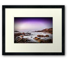 Morning Colour Framed Print
