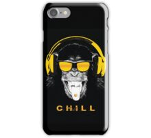 Chill Monkey iPhone Case/Skin