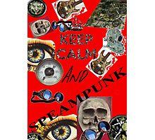 Steampunk 1 Photographic Print