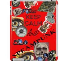 Steampunk 1 iPad Case/Skin
