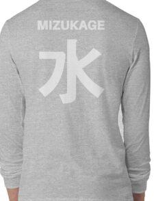 Kage Squad Jersey Mizukage Long Sleeve T-Shirt