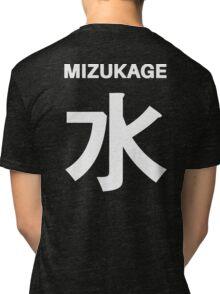 Kage Squad Jersey Mizukage Tri-blend T-Shirt