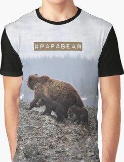 #PapaBear Graphic T-Shirt