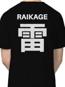 Kage Squad Jersey Raikage Classic T-Shirt