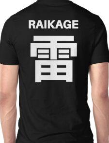 Kage Squad Jersey Raikage Unisex T-Shirt
