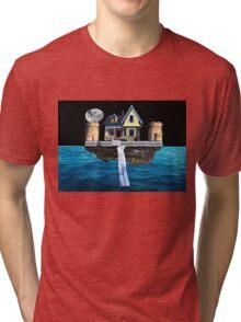 Floatopia Tri-blend T-Shirt