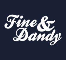 Fine & Dandy Kids Tee