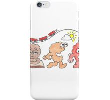 Addiction Emotional Roller Coaster  iPhone Case/Skin