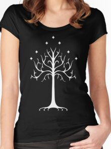 Tree Star Women's Fitted Scoop T-Shirt