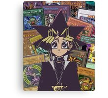 Yugi The Legend  Canvas Print