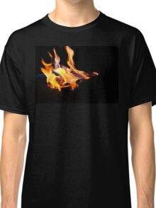 Burnt A Hole In My Heart Classic T-Shirt