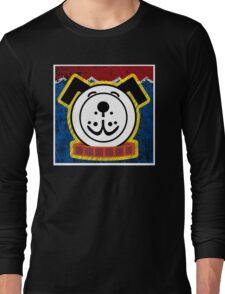 Fisher Price Dog Pop Art Long Sleeve T-Shirt