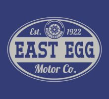 East Egg Motor Company by LicensedThreads