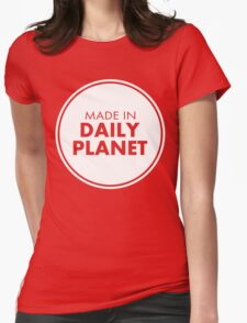 Daily Planet Rutinity Womens Fitted T-Shirt