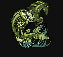 selkie, kelpie. hippocampus, sea horse T-Shirt