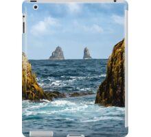 Twin Rocks iPad Case/Skin