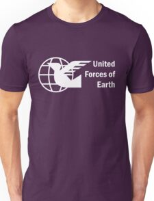 United Forces of Earth Unisex T-Shirt