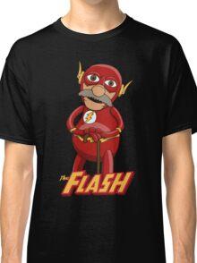 Elderly Superhero Compilation : Mr. Barry Classic T-Shirt