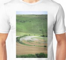 The Long Man of Wilmington Unisex T-Shirt