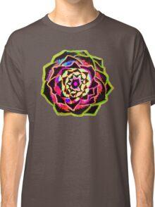 Organic Mandala - Artichoke Classic T-Shirt