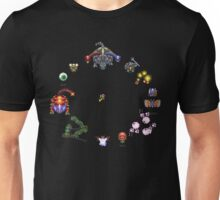 Link to the Past Bosses Unisex T-Shirt