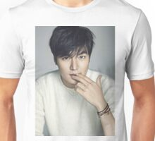 Lee Min Ho Drawing Unisex T-Shirt