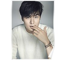 Lee Min Ho Drawing Poster