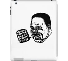 A Fictional Character on Drama HBO iPad Case/Skin