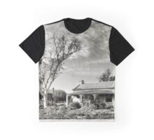 Old House in Silverton NSW Graphic T-Shirt