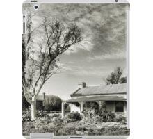 Old House in Silverton NSW iPad Case/Skin