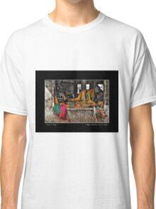 Magic Basket Poster Classic T-Shirt